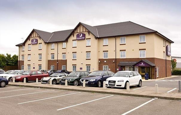 Premier Inn Coventry (M6,Jct2)