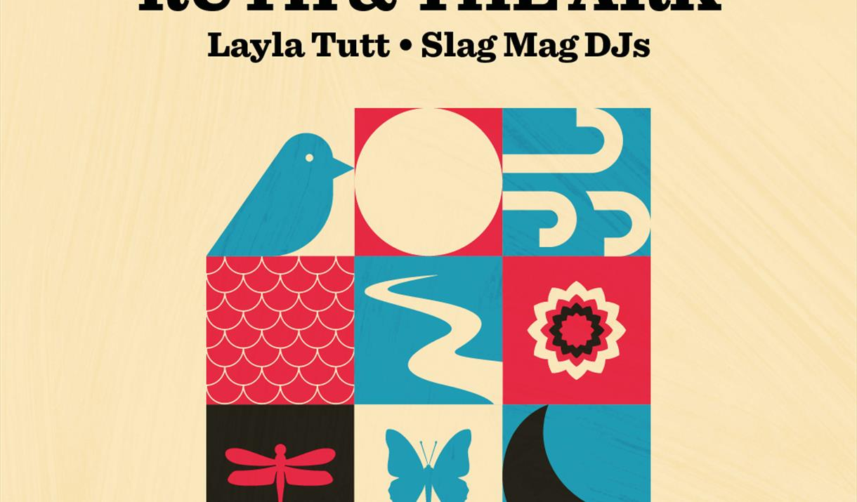 Ruth & the Ark & Layla Tutt (live) + Slag Mag DJs