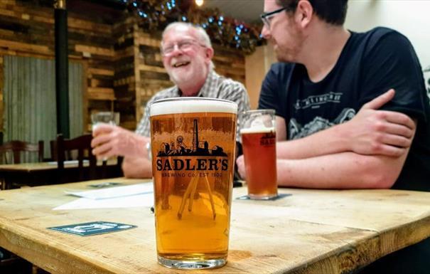 Sadler's Brewhouse & Bar at Lye