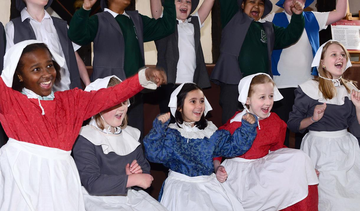 Selly Manor educational film 1