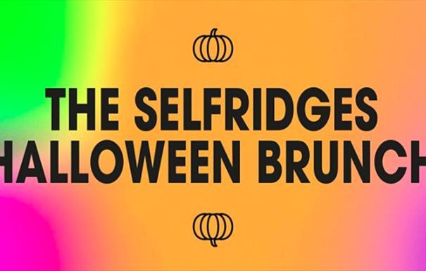 The Selfridges Halloween Brunch