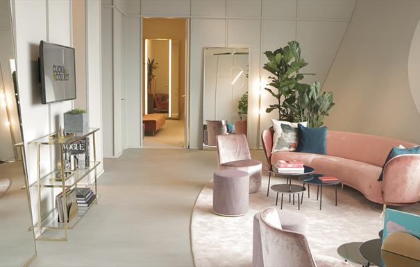 Selfridges Birmingham Personal Shopping Suite