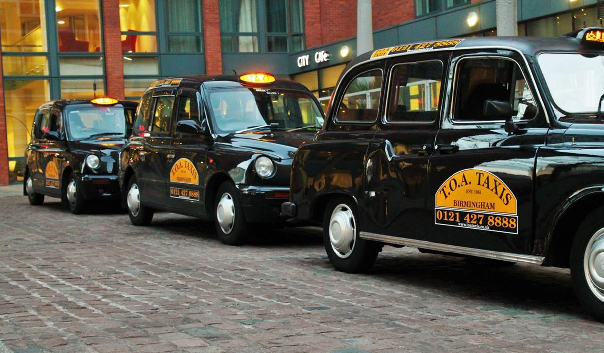 TOA Taxis
