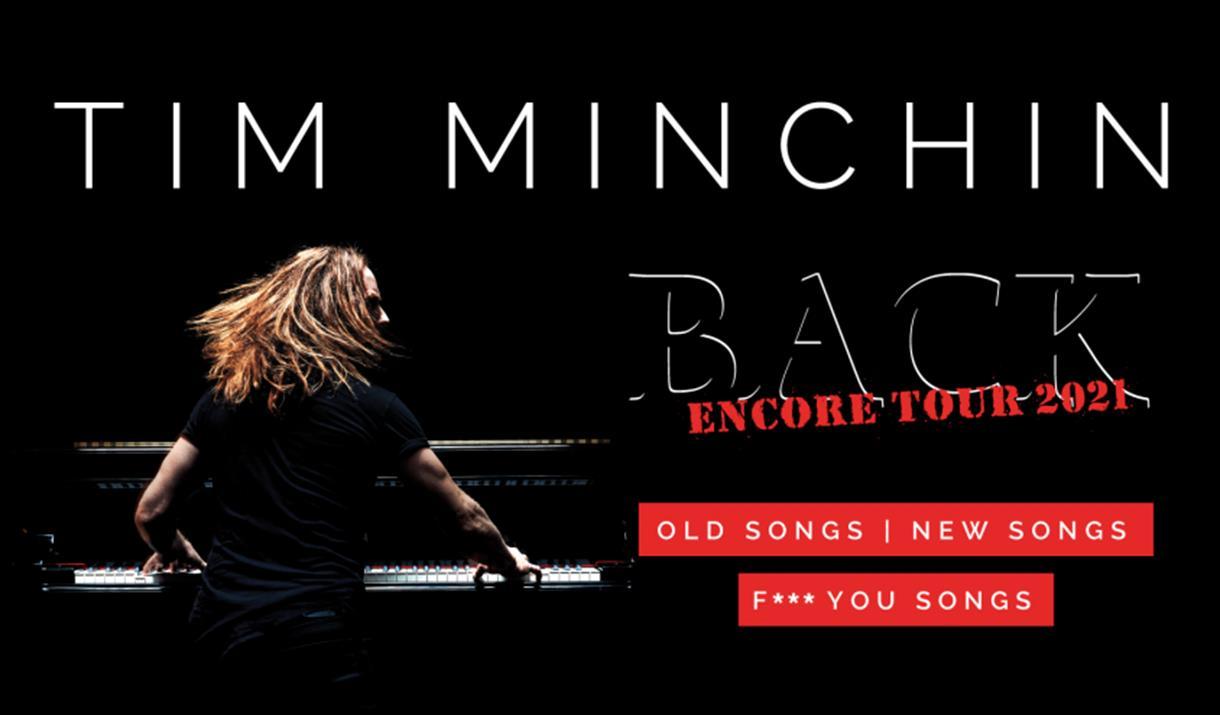 Tim Minchin Encore Tour 2021