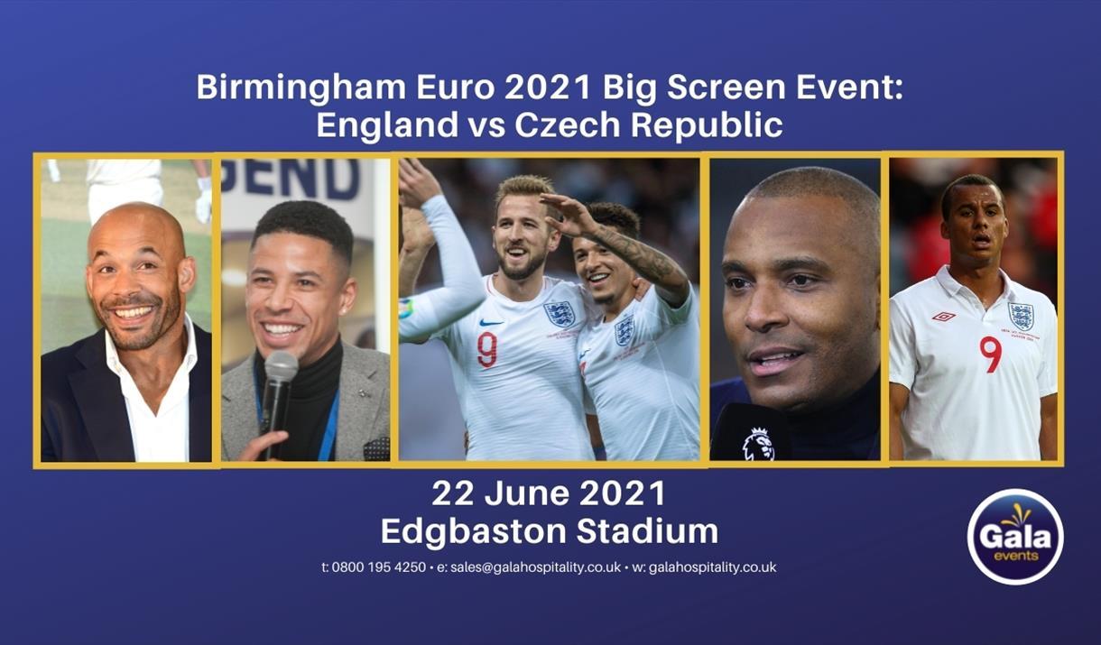 Euro 2021 Big Screen Event