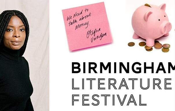 Bham Lit Fest 21: We Need to Talk About Money / Otegha Uwagba