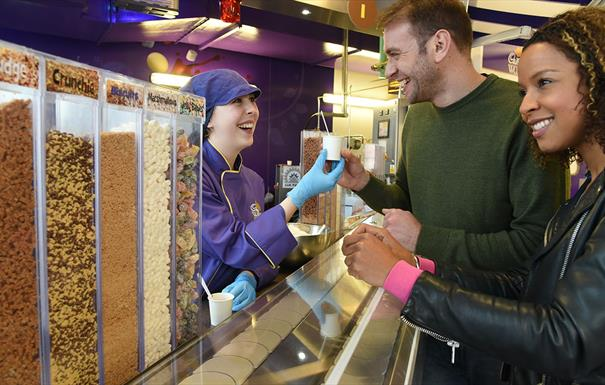 Uncover a world of chocolate delights at Cadbury World