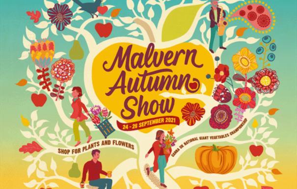 Malvern Autumn Show 24-26 September