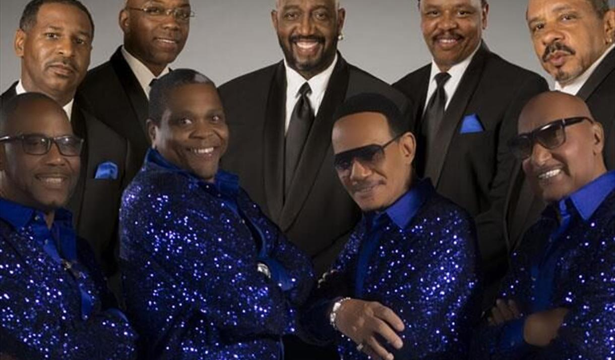 The Four Tops & The Temptations