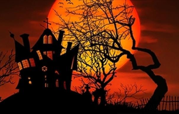 Spooky Pottery Camp