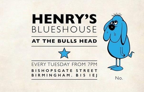Henry's Blueshouse - Martin Burch Band