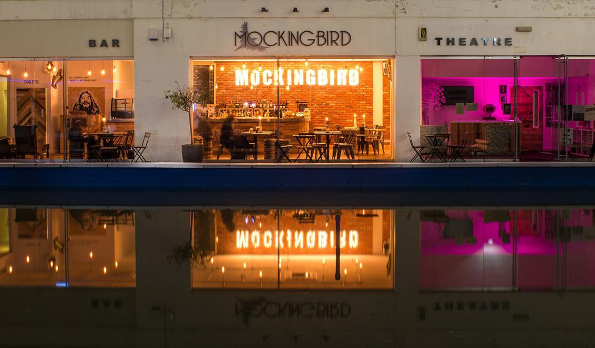 The Mockingbird Bar and Theatre