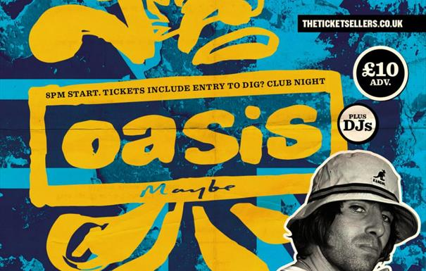 Oasis Maybe (Live Oasis Tribute) at The Night Owl