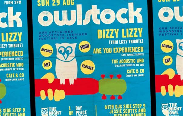 Owlstock 2021: A one day tribute to the iconic Woodstock festival