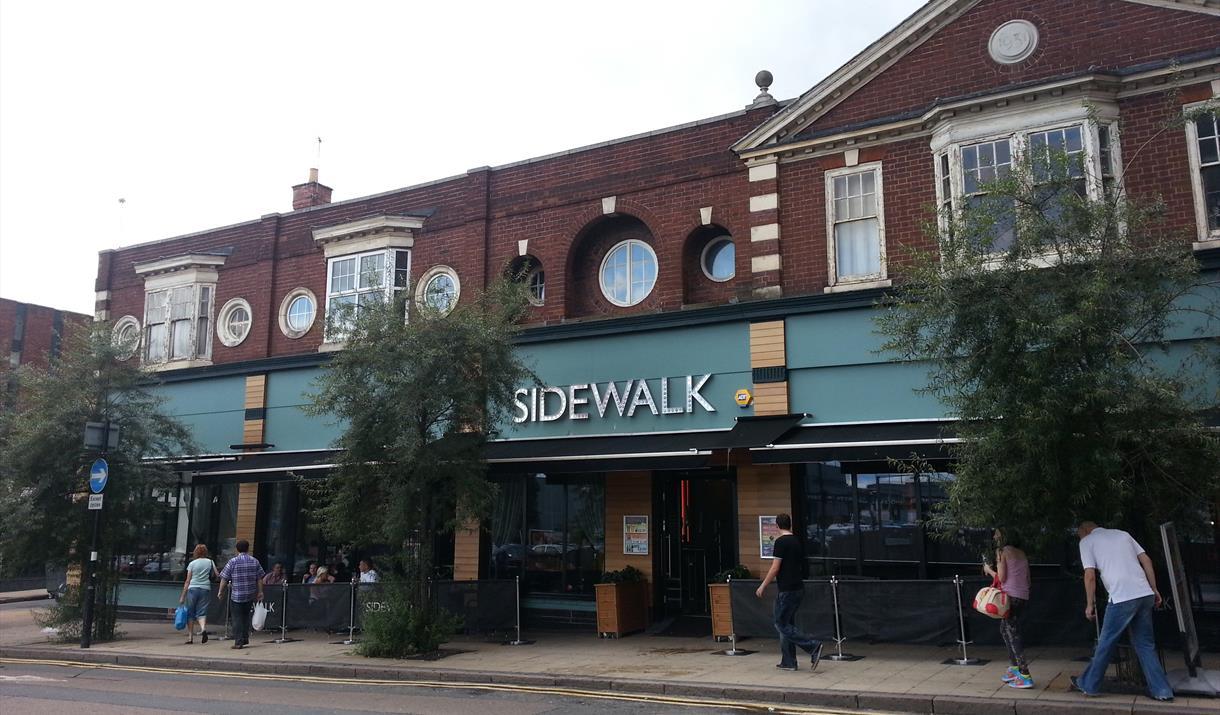 Sidewalk Birmingham
