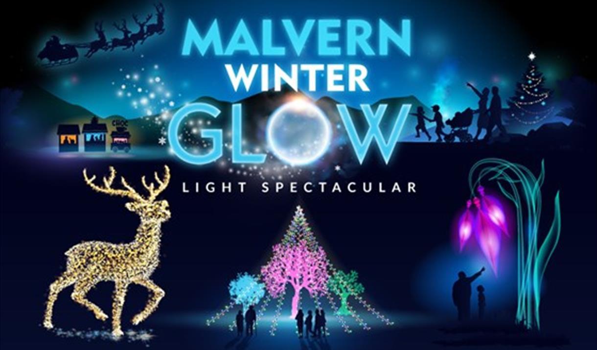 Malvern Winter Glow - Outdoor Illuminations Trail