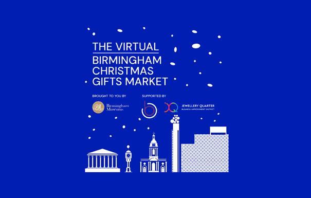 The Virtual Birmingham Christmas Gifts Market