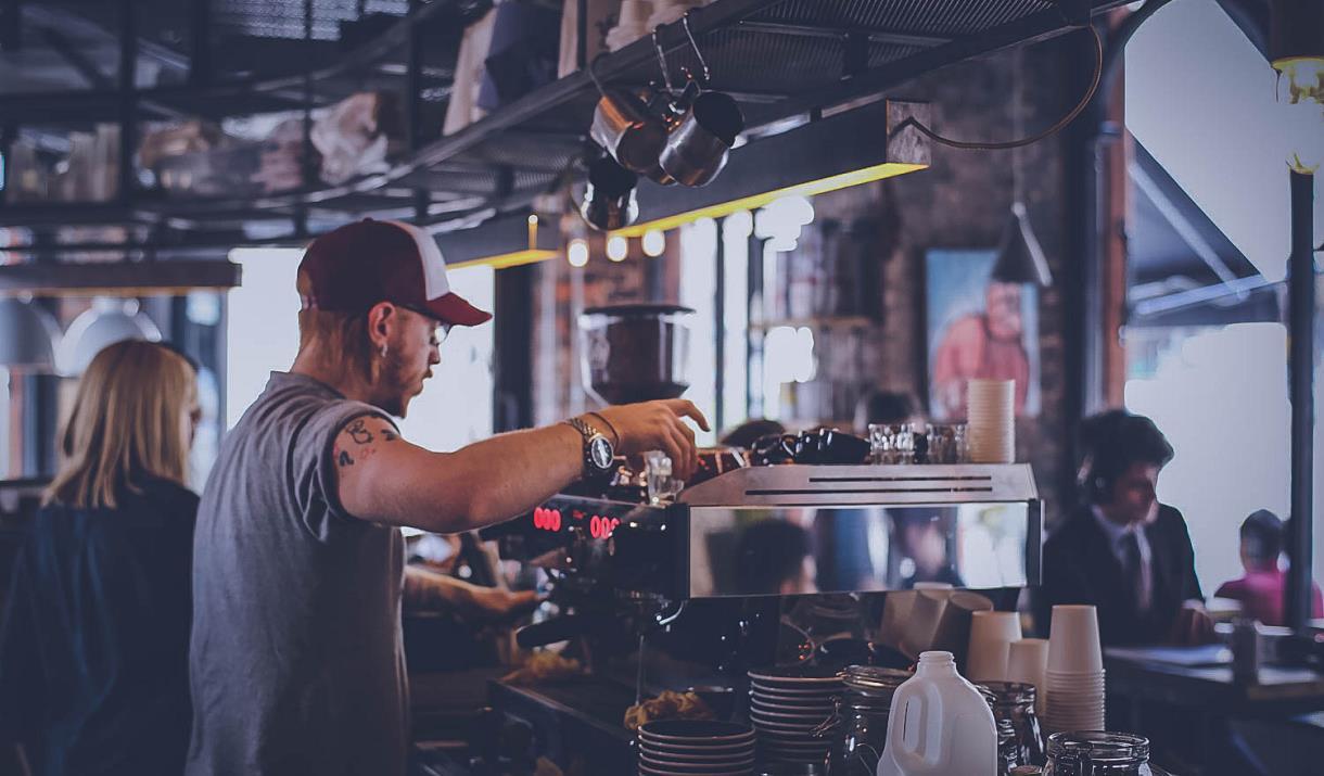 Yorks Cafe - Stephenson Street