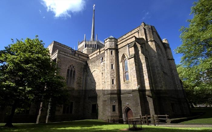 Blackburn Cathedral is open for private prayer