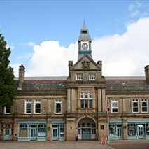 Darwen Market Town