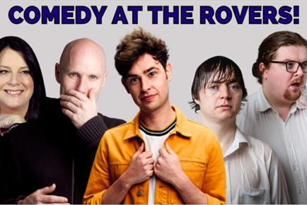 Comedy At The Rovers