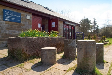 Roddlesworth Cafe and Information Centre
