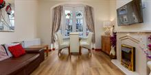 Beachcliffe Lodge Apartments Lounge