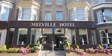 Melville Hotel front view