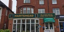 Hartshead exterior