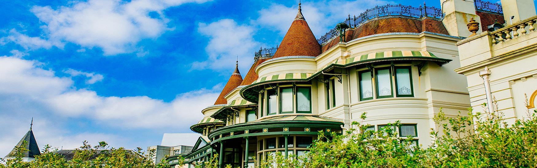 Explore the Victorian Russell-Cotes Art Gallery & Museum