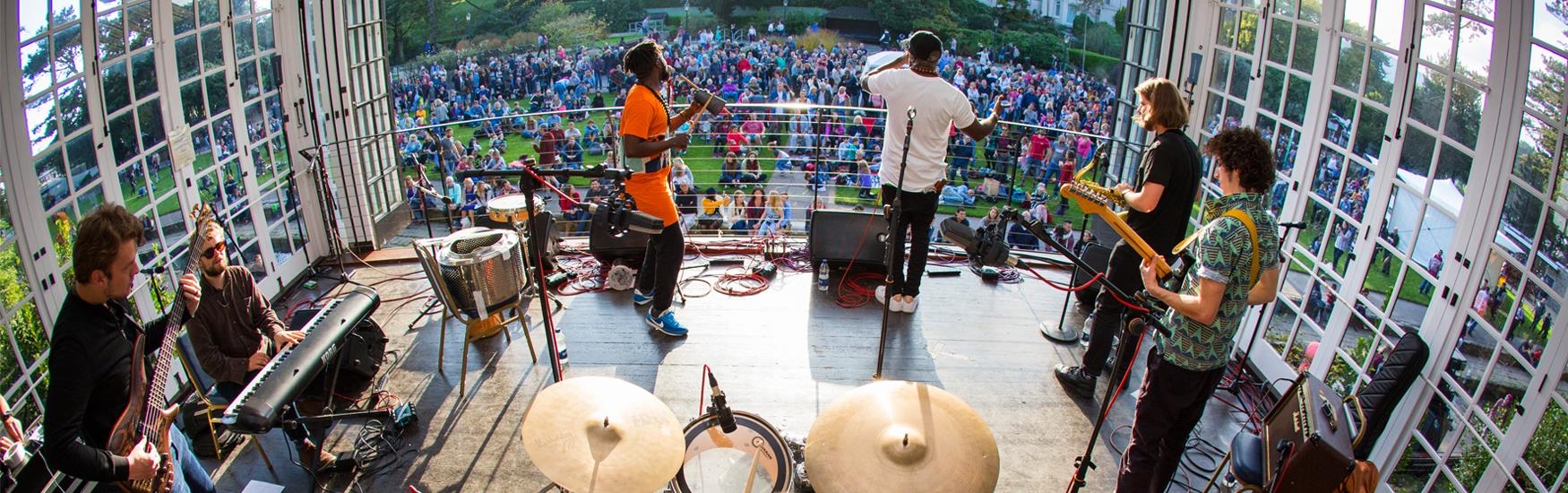 Great music events in and around Bournemouth all year round