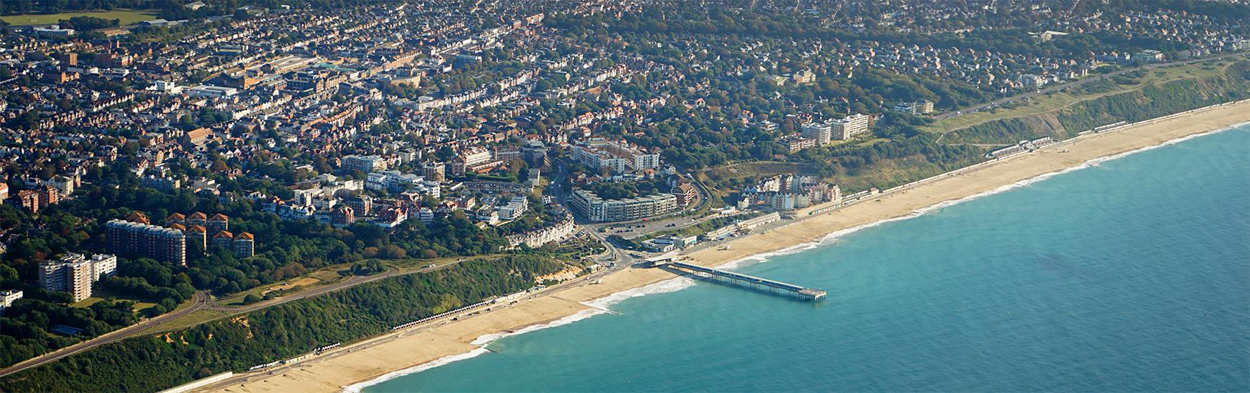 Order online in Bournemouth to receive home deliveries