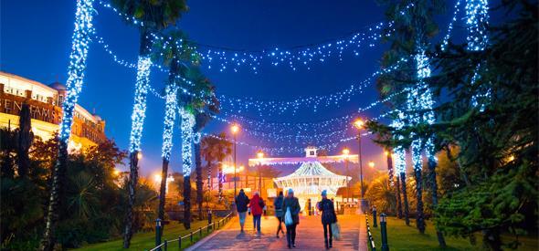 Celebrate Christmas in Bournemouth 17 Nov 2017 – 4 Jan 2018 |