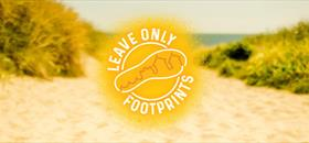 Leave Only Footprints Bournemouth
