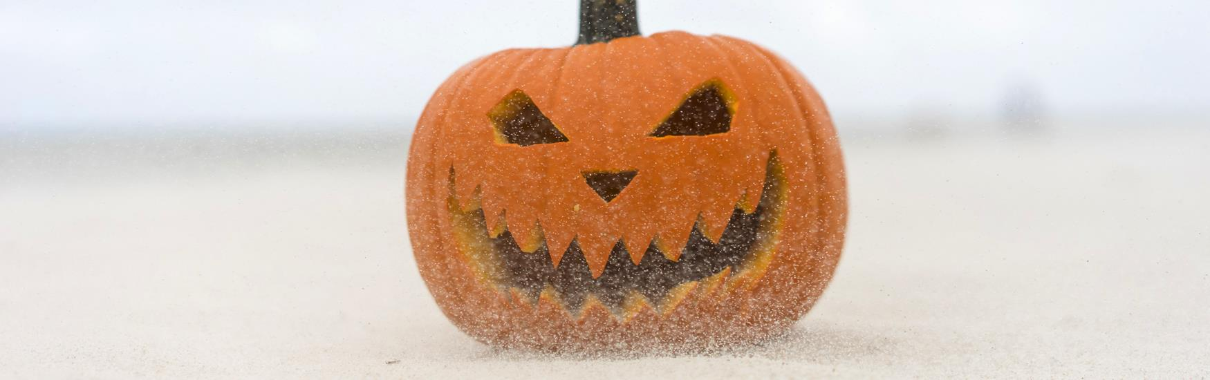 Spooky Halloween events in and around Bournemouth