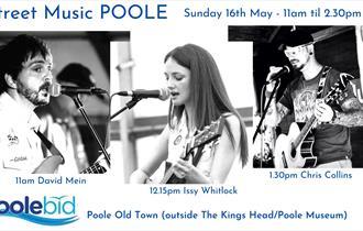 Street Music Poole