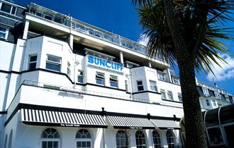The Suncliff Hotel Oceana Bournemouth Exterior