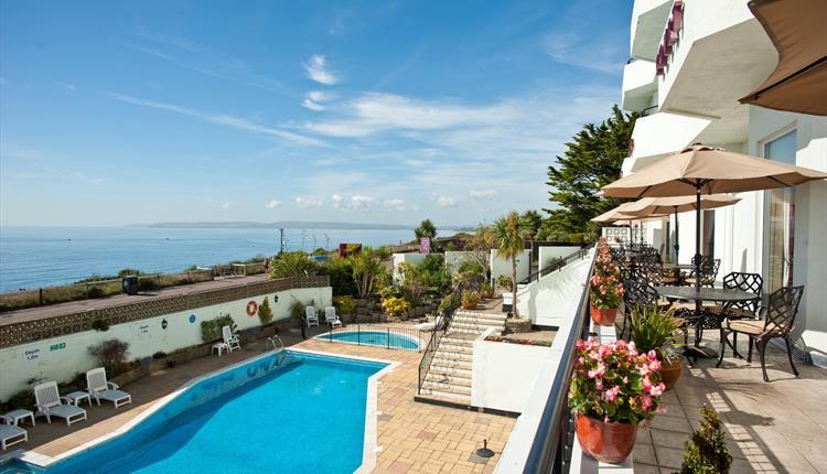 Hallmark Hotel East Cliff Bournemouth Pool