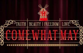 2021 Come what May show logo