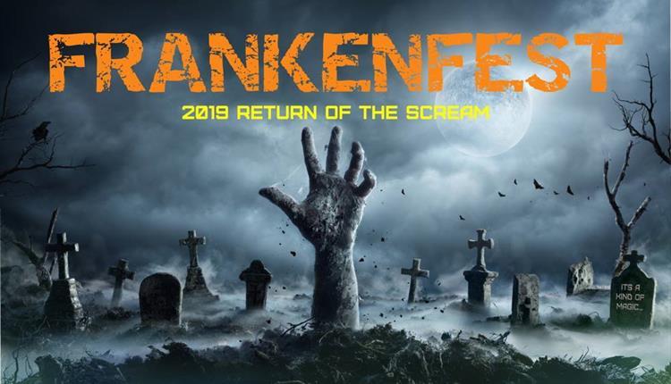 FrankenFest in Southbourne - Return of the Scream