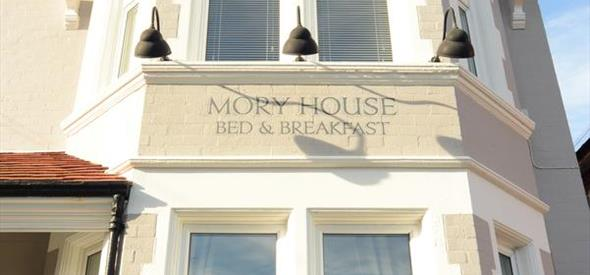 Exterior of Mory House