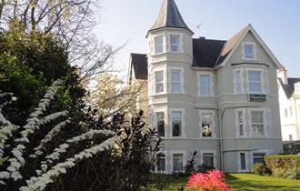 Winter Dene Hotel Exterior Bournemouth