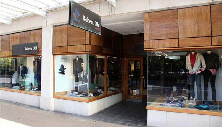 Exterior shop Westover road