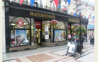 Waterstones Bournemouth Arcade