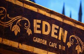 Eden Garden Bar and Club logo