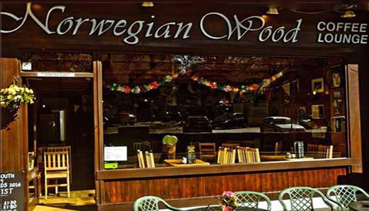 Norwegian Wood Exterior