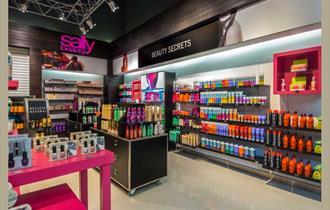 Sally Salon Shop