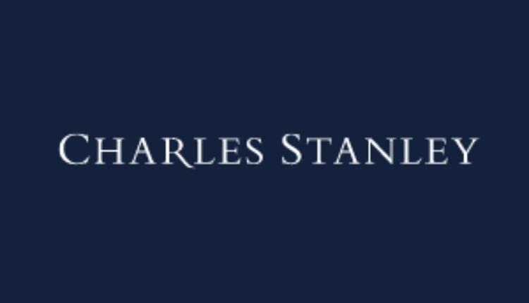The logo for Charles Stanley