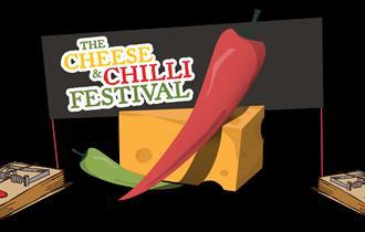 Cheese and chili logo