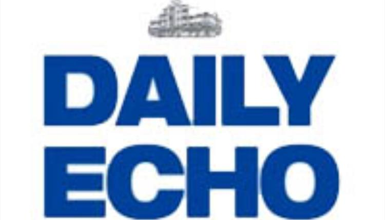 Logo for the Daily Echo